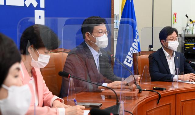 김여정 취소 요청에...송영길 '한미연합훈련은 예정대로'
