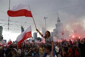 [사진]  나치에 맞서…'바르샤바 봉기' 77주년