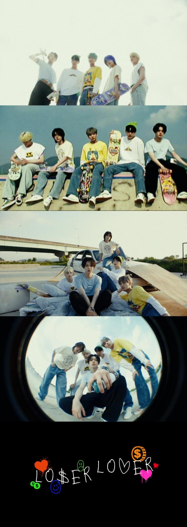 투모로우바이투게더 신보 'FIGHT' 버전 콘셉트 필름 공개