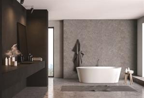현대L&C, 욕실 인테리어 벽장재 '보닥월 바스' 출시