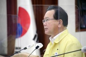 """김부겸 """"8월 백신 2,680만회분…다음주부터 40대 이하 접종 사전예약"""""""