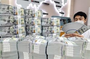 7월 외환보유액 4,586.8억弗…또 사상 최대