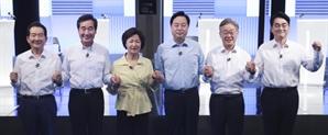 """反명 """"음주운전 벌해야""""…이재명 """"부동산 무능 총리"""" 설전"""