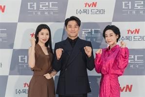 [SE★현장] '더 로드:1의 비극' 지진희X윤세아X김혜은, 선택의 연속에서 진실 쫓는다