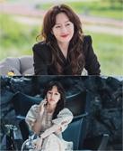 '하이클래스' 김지수 첫 스틸 공개…우아함 뒤에 숨겨진 압도적 카리스마