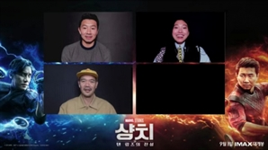 [SE★현장]'샹치' 액션에도 스토리를 담았다는 자신감 빵빵(종합)