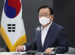"""""""경영활동 금지 적절치 않아""""...이재용 복귀 지지한 김부겸"""