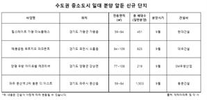 수도권 집값 오르자 외곽 중소도시로…동두천·이천·포천 거래량 ↑