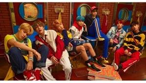 BTS '버터' 한달만에 빌보드 1위 재탈환
