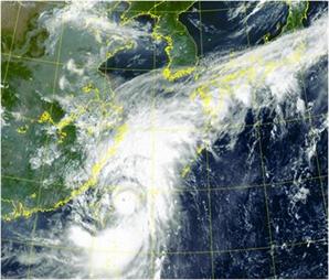 [날씨] 태풍 '찬투' 영향에 제주 최대 500㎜ 이상 비