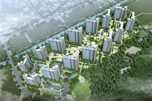 """반도건설, 화성장안지구 공동주택 신축공사 수주...""""3,100억 규모"""""""