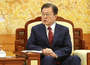 [속보] 文, '北 미상 발사체' 보고받아...靑, NSC 상임위 개최