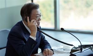 """文 """"미사일 전력 증강이 北도발 확실한 억지력""""...靑 NSC 소집"""