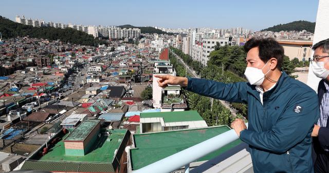 서울시 재개발 '대못 제거'…주거정비지수제 폐지 최종 확정