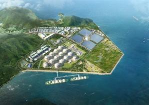 한양, '동북아 LNG Hub 터미널' 3·4호기 저장탱크 공사 계획 승인