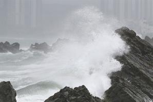 울산, 태풍 '찬투' 피해 없이 영향권 벗어나