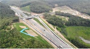 화성시, 함백산추모공원 39번국도 연결도로 개통