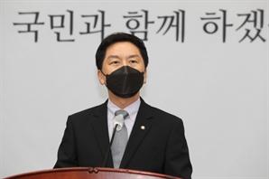 """""""일대일 맞짱 토론 뜨자"""" 김기현, 이재명 측 '고발 검토' 경고에 강력 반발"""