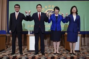 일본 신임 총리 누가 될까…고노 다로 여론조사서 1위