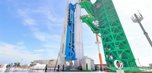 '누리호' 내달 21일 발사...성공땐 세계 7대 우주강국 첫발