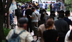 [속보]확진자 연일 폭증, 오후 6시까지 2,189명…최다기록 또 깨질 듯