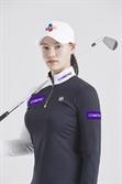 'FR 7언더 불꽃' 박금강 LPGA 2부 투어 첫 우승