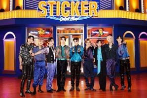NCT127 '스티커' 日 오리콘 위클리 앨범 1위…두 작품 연속