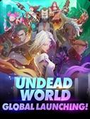 더블유게임즈, '언데드월드:히어로 서바이벌' 글로벌 런칭 시작