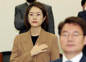 """고민정, '아들 50억 퇴직금' 곽상도 직격 """"화천대유가 '우렁각시' 수준"""""""