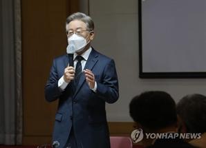 """이재명 """"GTX-C노선 평택·시흥까지 연장하겠다"""""""