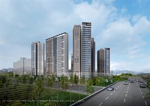 GS건설 브랜드 아파트 '장유자이 더 파크' 10월 분양