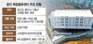 [단독] 스틱, 용인 '알짜' 물류센터 2,000억원 인수