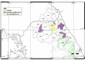 국내 최초 DMZ 중요생물다양성지역 지정 추진
