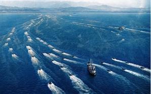 北도발시 '작계 5015'로 반격 ...원산·함흥 상륙해 인민군 퇴로 끊는다