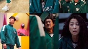 """'오징어 게임', 역대 넷플릭스 최고 흥행작… """"전 세계 1억1,000만명 관람"""""""