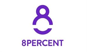8퍼센트, 실리콘밸리 투자사 BRV등으로부터 453억원 투자 유치