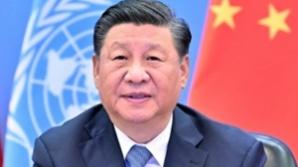 """시진핑 """"글로벌 교통 혁신센터 만들 것""""…물류대란 기회로 中 세력 확장"""