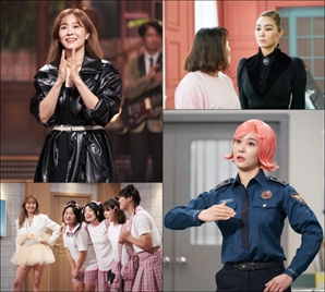 'SNL 코리아' 옥주현, 뮤지컬부터 AI로봇까지…다 되는 폭풍 웃음 예고