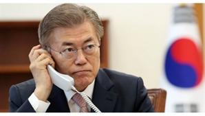 [속보] 文 대통령, 기시다 일본 총리와 첫 통화