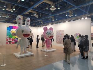 닷새간 650억 팔아치운 키아프서울…'亞 미술시장 허브' 큰그림 그린다