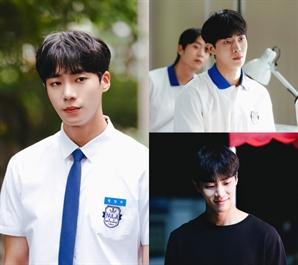'학교2021' 추영우, 비밀스런 전학생으로 변신