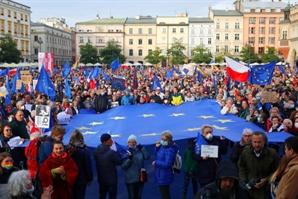 EU, 폴란드·헝가리 보조금 끊나