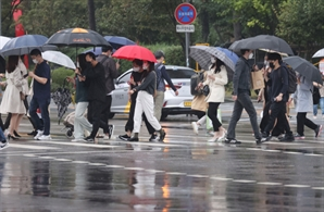 [오늘의 날씨]전국 한때 비…추위는 잠시 주춤