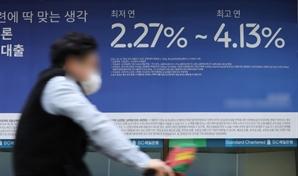 의사 대출금리>직장인…틀어막기식 규제에 기현상 확산