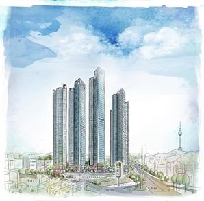 대구 초역세권 아파텔… GS건설 '두류역자이' 오는 10월 공급 예정