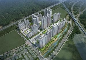 경남 교통요지로 떠오르는 신진주역세권 새 아파트 '신진주역세권 데시앙' 공급