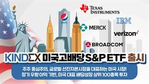 한국투자신탁운용, 'KINDEX 미국고배당S&P ETF' 출시
