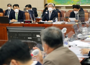 '대장동 국감' 된 정무위, 野 '하나은행 배임 의혹'·'특정금전신탁' 등 비판