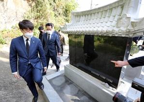 """이준석 """"전두환, 정치한 적 없다…윤석열 인식에 반대"""""""