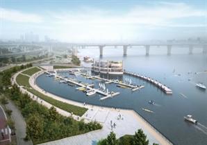 2023년 난지한강공원에 '수상레포츠통합센터' 생긴다